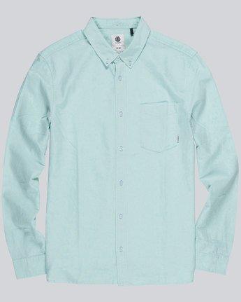 3 Oxford Ls - Shirt for Men  L1SHA6ELF8 Element