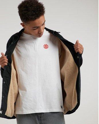 1 Kingsley Ls - Shirt for Men Black L1SHC4ELF8 Element