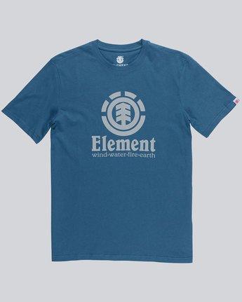 2 Vertical Ss - Tee Shirt for Men  L1SSA5ELF8 Element