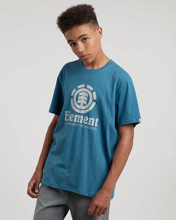 0 Vertical Ss - Tee Shirt for Men  L1SSA5ELF8 Element