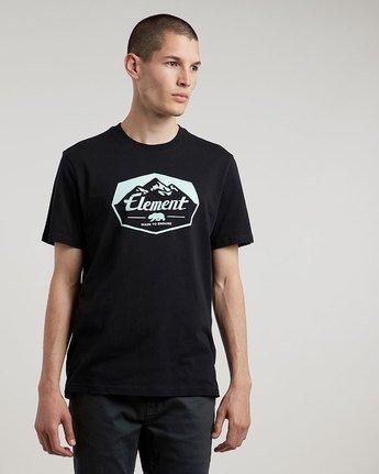 0 Journey Ss - Tee Shirt for Men  L1SSE3ELF8 Element