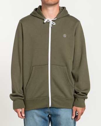 Cornell Classic - Zip-Up Hoodie for Men  L1ZHA1ELF8