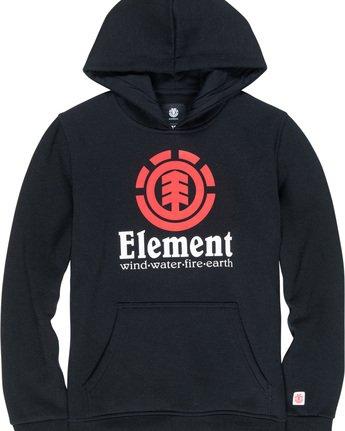 1 Vertical Boy - Hoodie Black L2HOA2ELF8 Element
