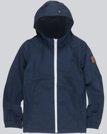 Alder Boy - Hooded Jacket  L2JKA2ELF8