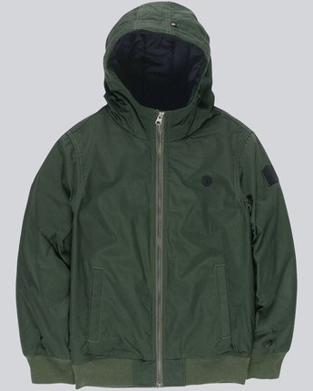 Dulcey Boy - Hooded Jacket  L2JKA5ELF8