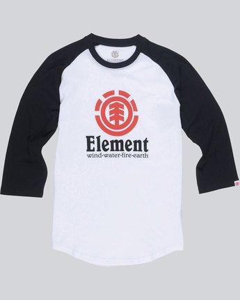 Vertical Raglan Boy - Tee Shirt for Boys  L2LSA1ELF8