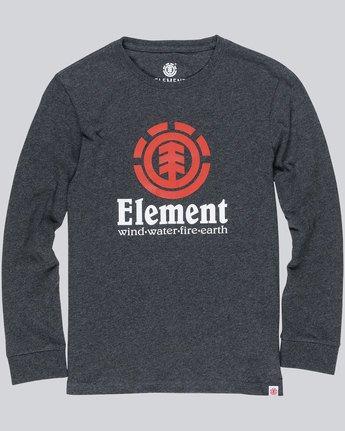 Vertical Ls Boy - Tee Shirt for Boys L2LSA2ELF8