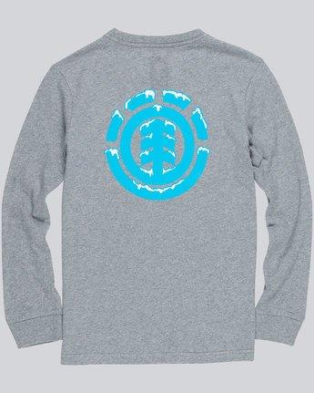 1 Snow Ls Boy 1 - Tee Shirt for Boys  L2LSA7ELF8 Element