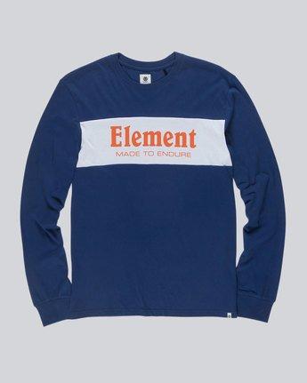 Primary Ls Boy Tee - Tee Shirt for Boys L2LSB2ELMU