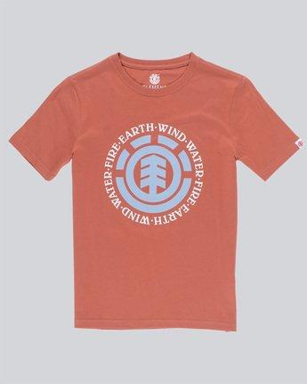 Seal Ss Boy - Tee Shirt for Boys  L2SSA3ELF8
