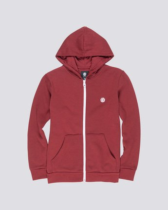 Cornell Classic Boy - Zip-Up Hoodie  L2ZHA1ELF8