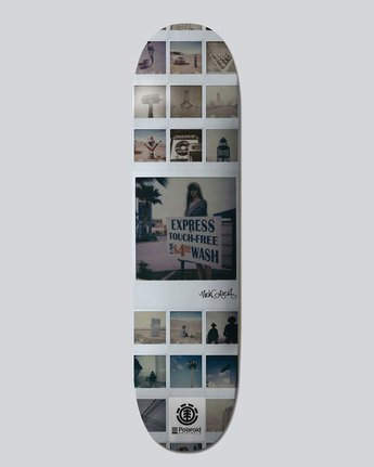 Polaroid Garcia 8.2 - Deck  L4DCHLELF8