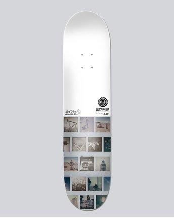 1 Polaroid Garcia 8.2 - Deck for Men  L4DCHLELF8 Element
