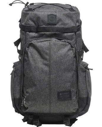7 The Explorer - Backpack for Men Black L5BPB5ELF8 Element