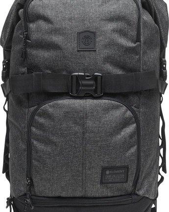 5 The Weekender - Backpack for Men Black L5BPB6ELF8 Element