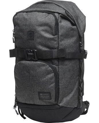 6 The Weekender - Backpack for Men Black L5BPB6ELF8 Element