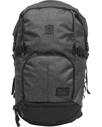 8 The Weekender - Backpack for Men Black L5BPB6ELF8 Element