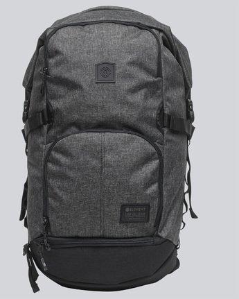 3 The Weekender - Backpack for Men Black L5BPB6ELF8 Element