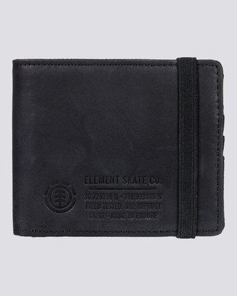 1 Endure L. Ii - Leather Wallet for Men  L5LWA1ELF8 Element