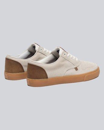 2 Topaz C3 - Baskets pour Homme Blanc L6TC3101 Element