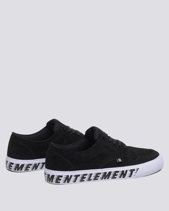 3 Topaz C3 - Baskets pour Homme Noir L6TC3101 Element