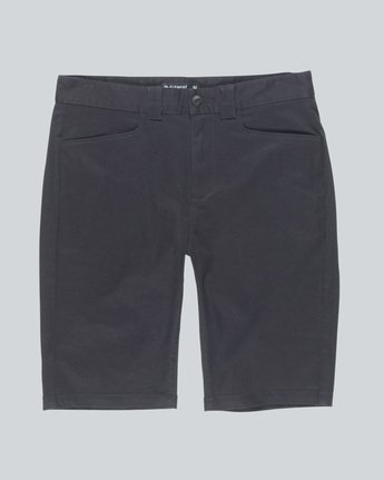 0 SAWYER SHORT Black M206NESS Element