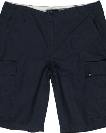 "1 Legion Cargo 21"" Shorts Blue M2121ELE Element"