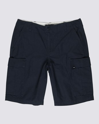 "0 Legion Cargo 21"" Shorts Blue M2121ELE Element"