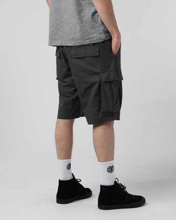 4 Legion Cargo Short Black M213JLCW Element