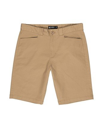 5 Sawyer Shorts Grey M245TESW Element