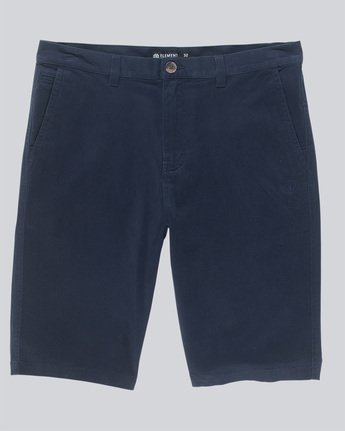 0 Howland Classic Shorts Blue M246TEHW Element