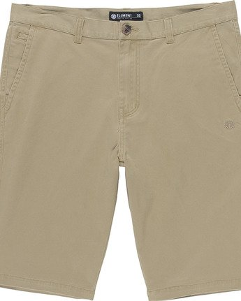 2 Howland Classic Shorts Grey M261TEHM Element