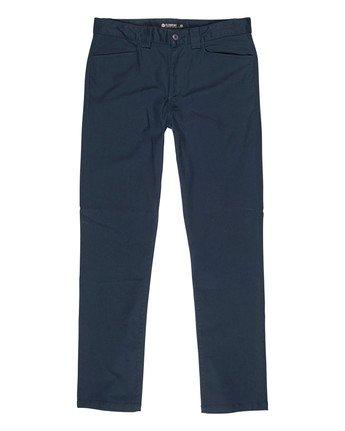 1 Sawyer Pant Blue M3043ESA Element