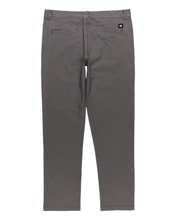 3 Sawyer Pant Grey M3043ESA Element
