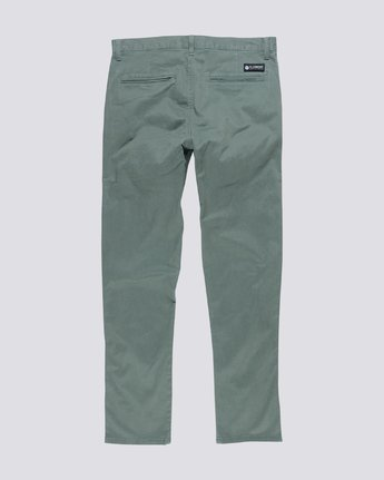 1 Howland Classic Flex Pant Green M304GHOW Element