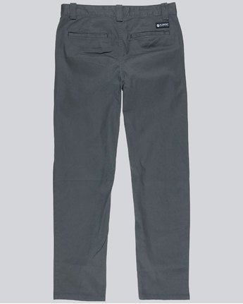 1 Sawyer Shorts Grey M309TESW Element