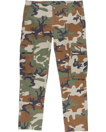 2 Fort Pants Camo M313VEFC Element
