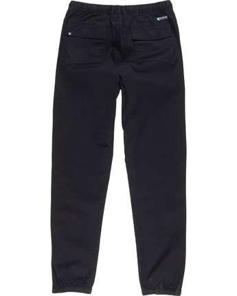 1 Triggs Pants Black M319VETR Element