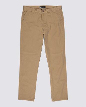 0 Howland Classic Chino Pants Grey M3291EHP Element
