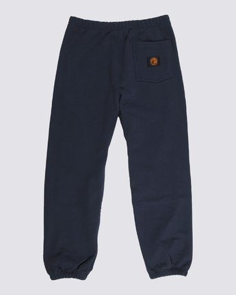 1 Element by Nigel Cabourn Taped Training Pant Blue M3301ETP Element