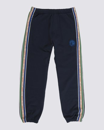 0 Element by Nigel Cabourn Taped Training Pant Blue M3301ETP Element