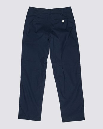 2 Element by Nigel Cabourn Reversible Cricket Pant Blue M3311ERE Element