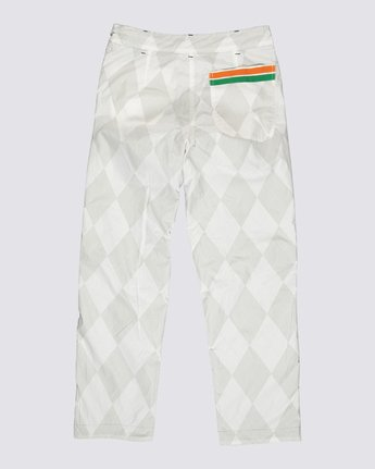 3 Element by Nigel Cabourn Reversible Cricket Pant Blue M3311ERE Element
