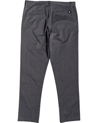 3 Howland Classic Chino Pant Grey M3373EHO Element