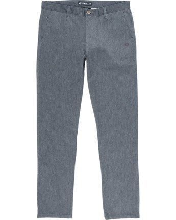 2 Howland Classic Chino Pant Grey M3373EHO Element