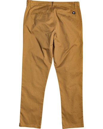3 Howland Classic Chino Pant Brown M3373EHO Element