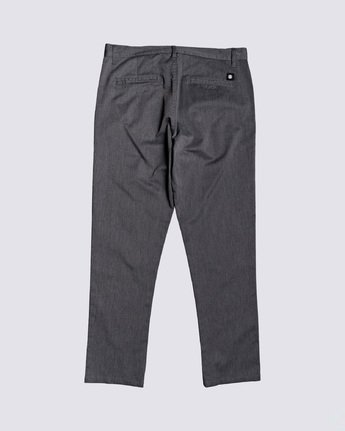 1 Howland Classic Chino Pant Grey M3373EHO Element