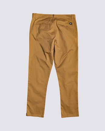 1 Howland Classic Chino Pant Brown M3373EHO Element