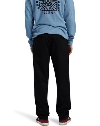 6 Howland Classic Chino Pant Blue M3373EHO Element