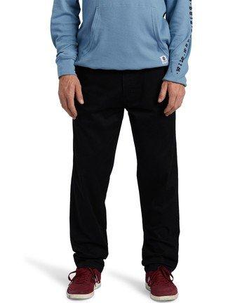 5 Howland Classic Chino Pant Blue M3373EHO Element